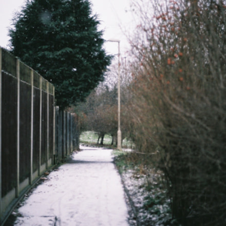 Avenues and Alleyways 2, Canon AE-1