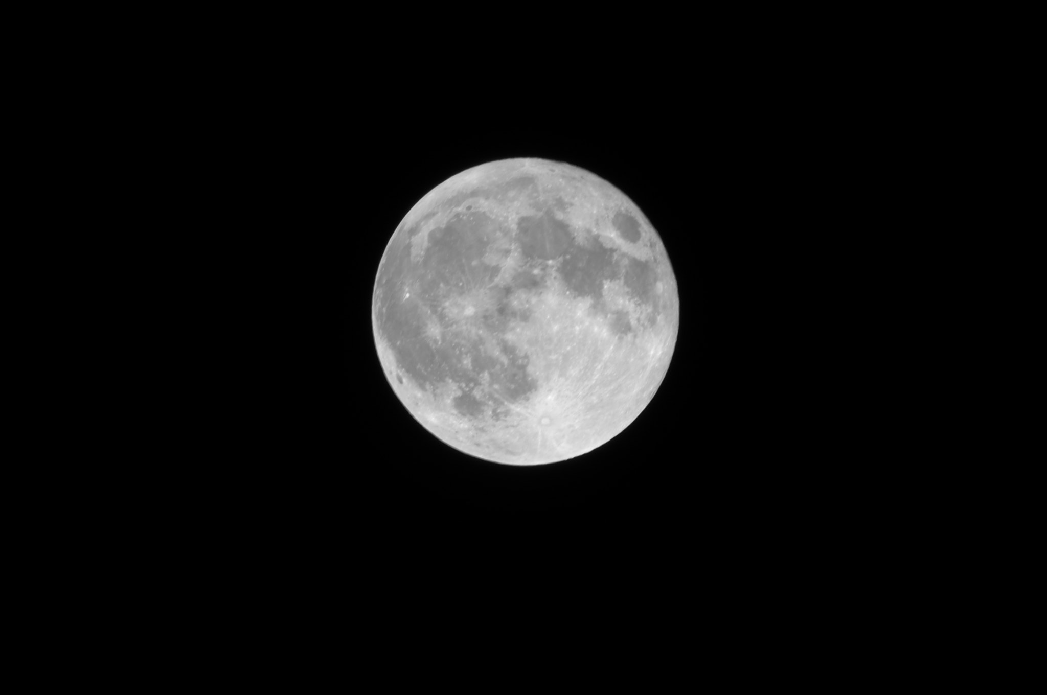 Photograph The Moon by Patrick Green on 500px