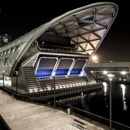 Crossrail place Canary wharf, Canon EOS 70D, Canon EF-S 10-22mm f/3.5-4.5 USM