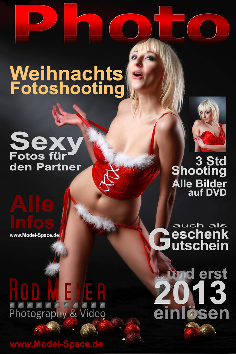 Photograph Weihnachten - Fotoshooting by Rod Meier on 500px