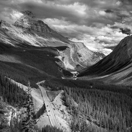 Icefields Parkway, Canada, Canon EOS 5D MARK III, Canon EF 16-35mm f/4L IS USM