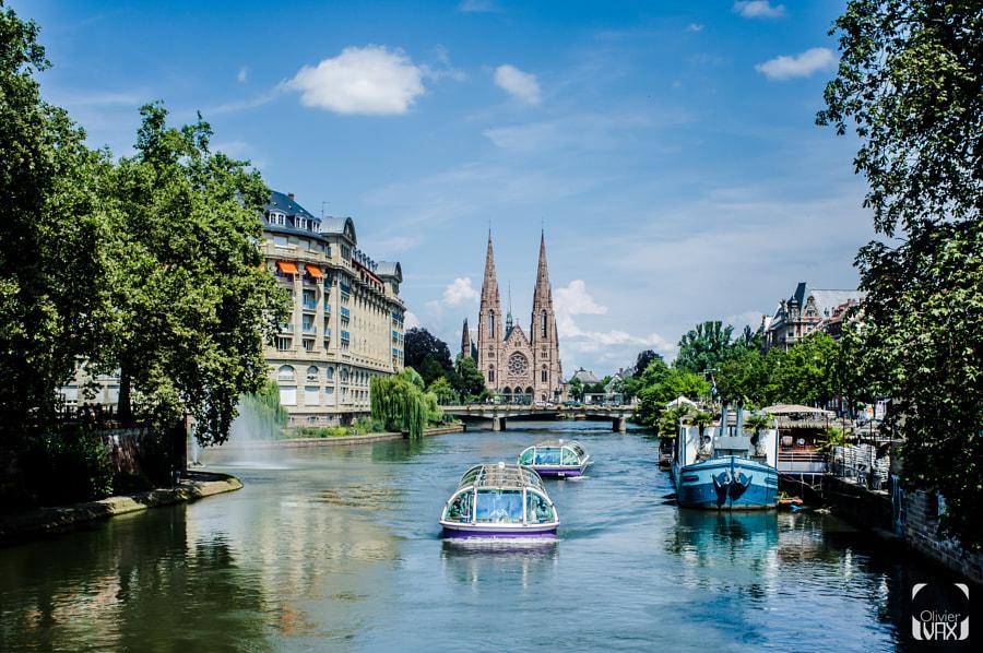 Strasbourg by Olivier Vax