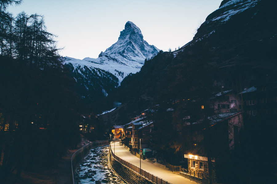 Zermatt by David Delgado on 500px.com