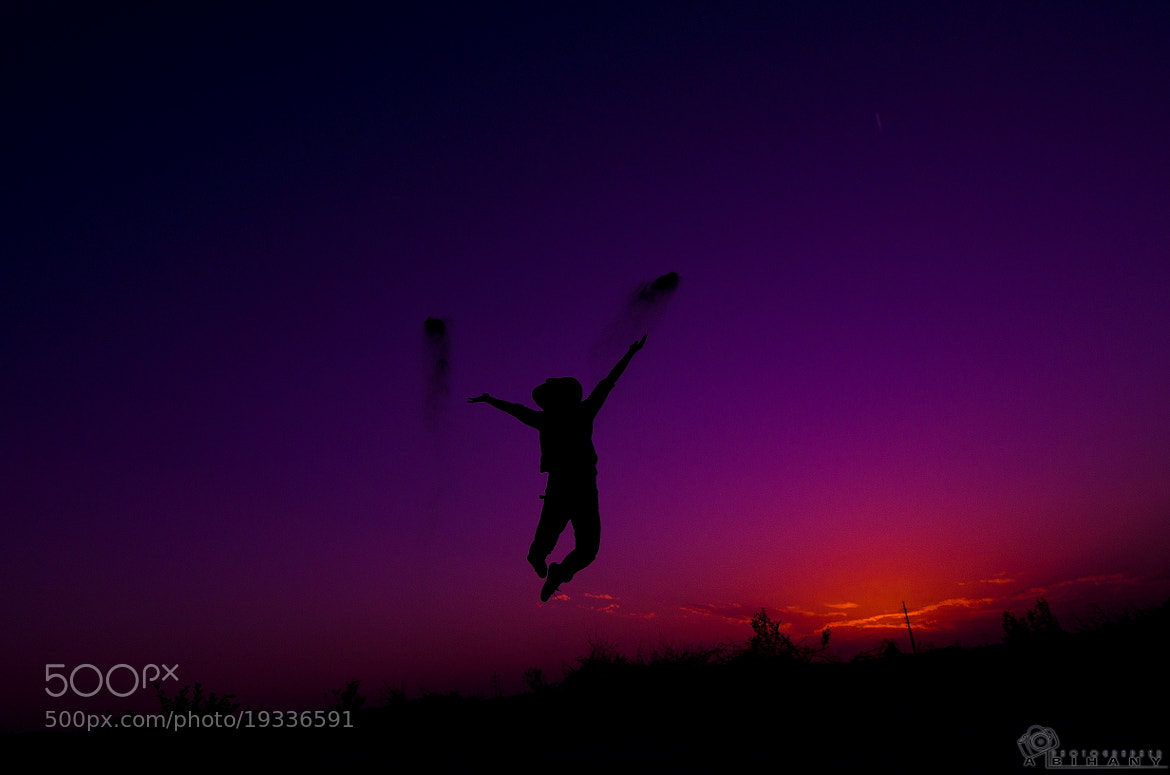 Photograph Flying Cowboy  by Albihany Aden on 500px