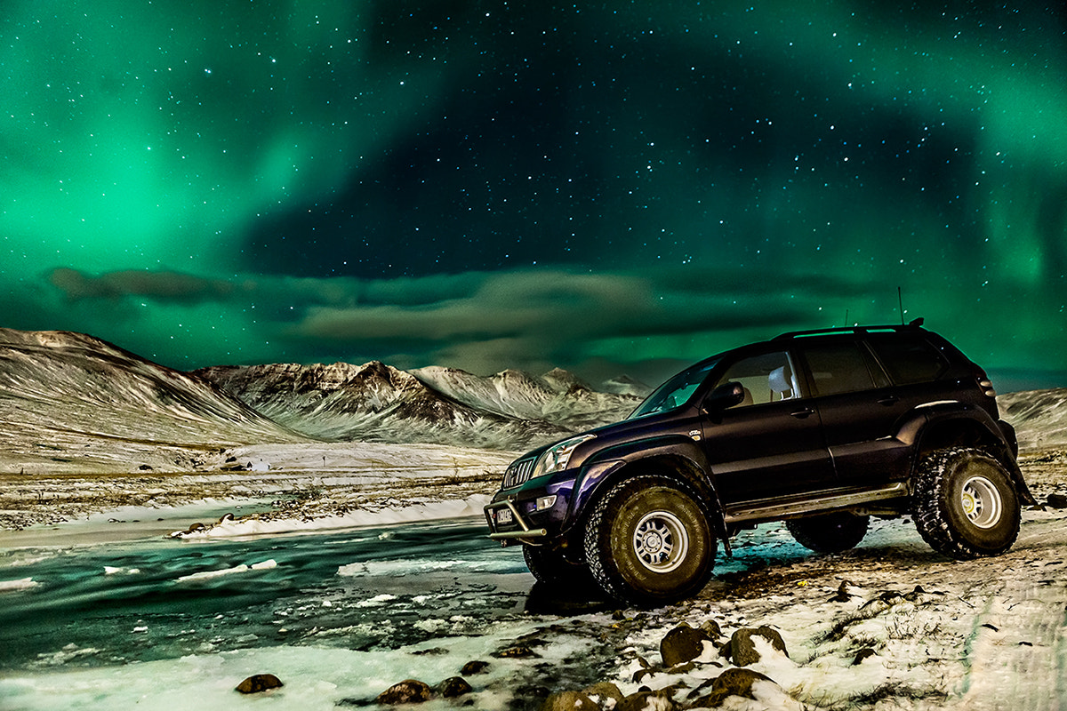 "Photograph ""Light"" Super jeep !  by Olinn Thorisson on 500px"