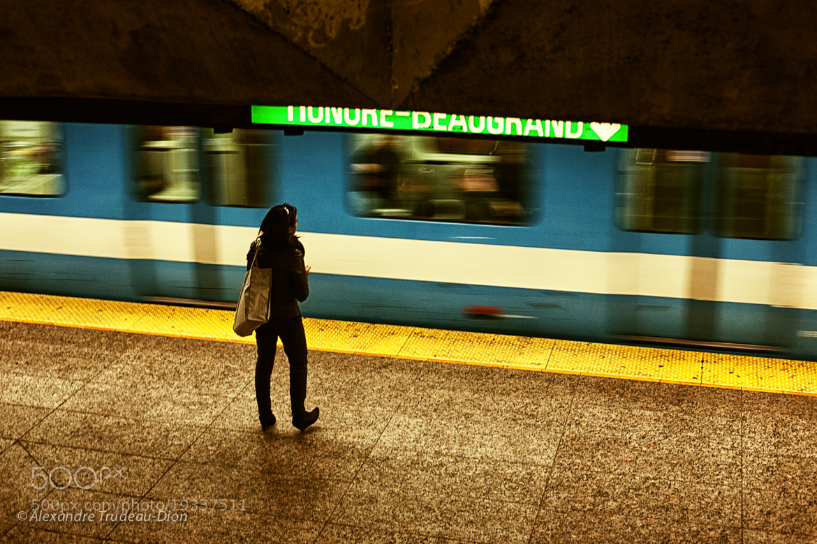 Photograph A few seconds to late by Alexandre Trudeau-Dion on 500px