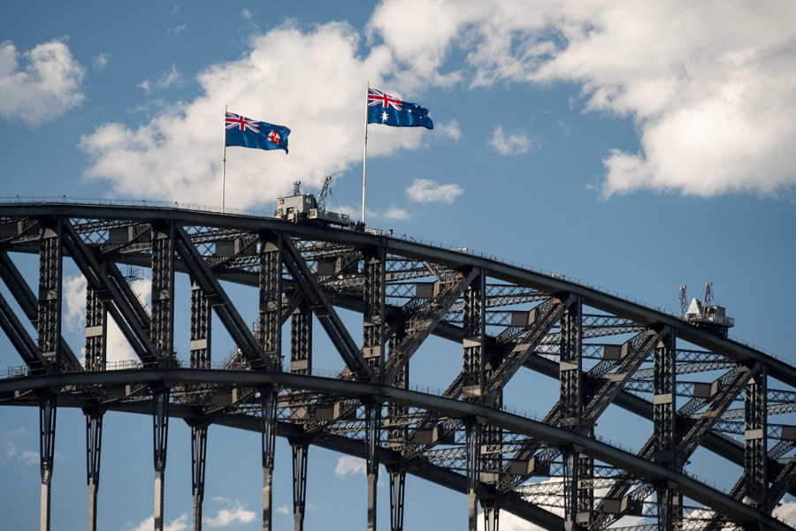 Flags by Neil Wilcoxson on 500px.com