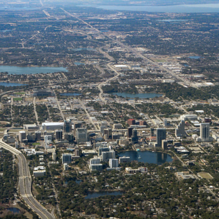 Downtown Orlando in 2011, Canon POWERSHOT A720 IS