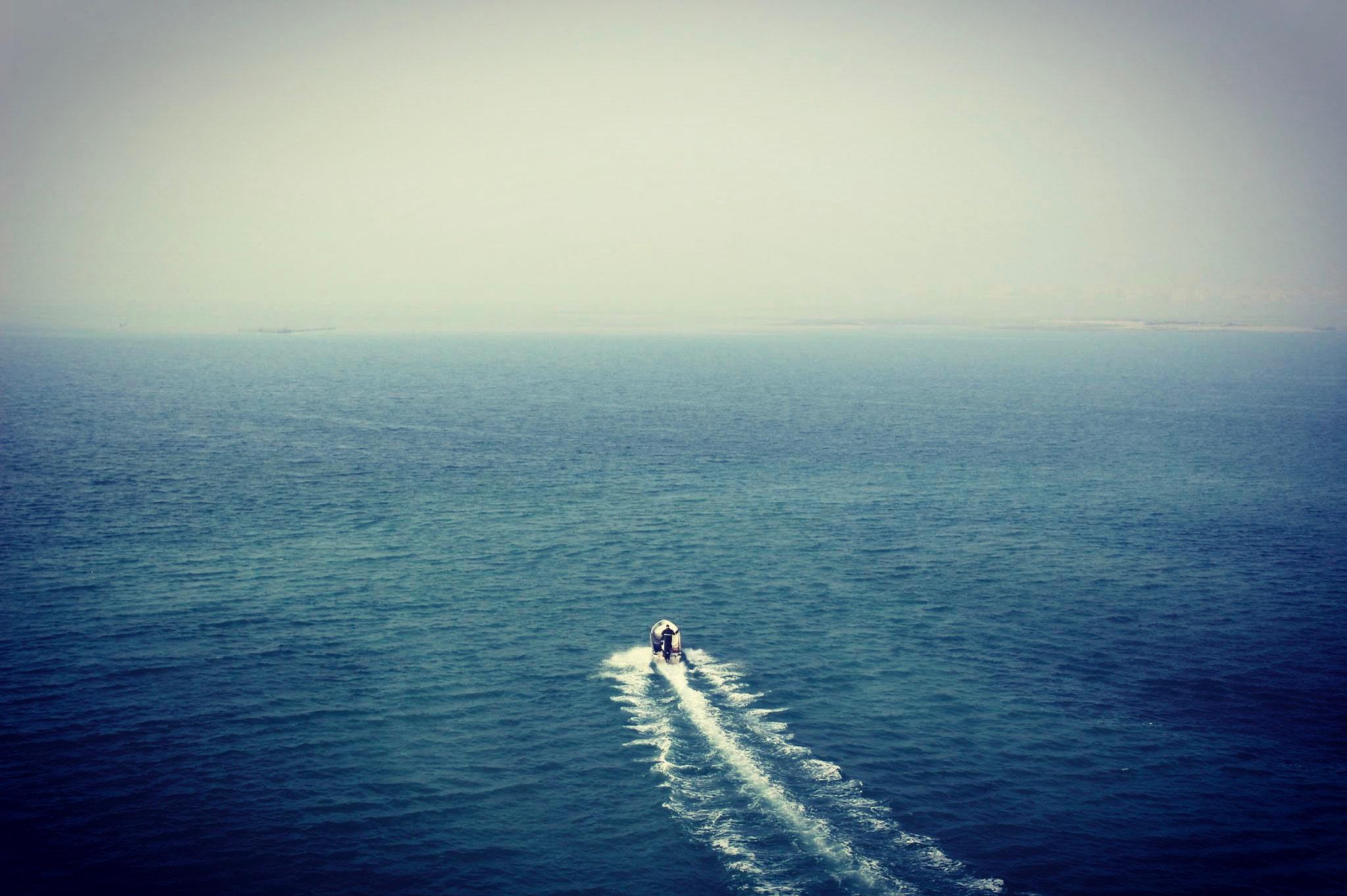 Dip sea