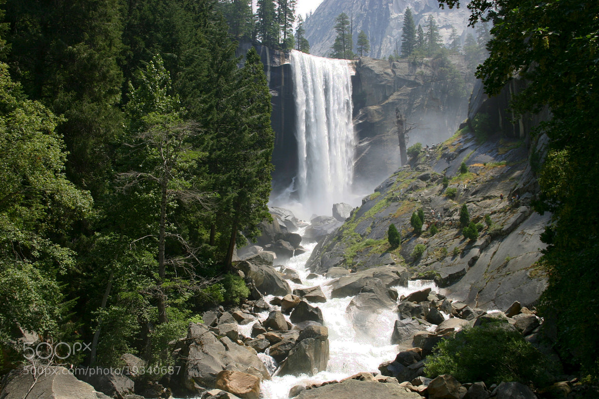 Photograph Vernal Falls by John  Reed on 500px