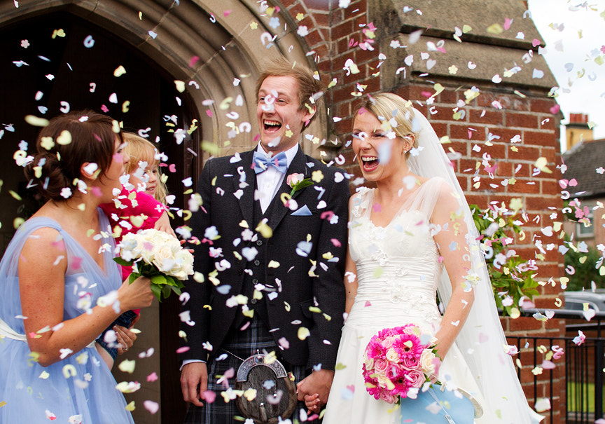 Photograph Wedding: Confetti by Ritchie Patton on 500px