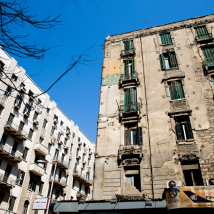 Downtown Cairo, Canon EOS 5D MARK III, Canon EF 24-70mm f/2.8L II USM