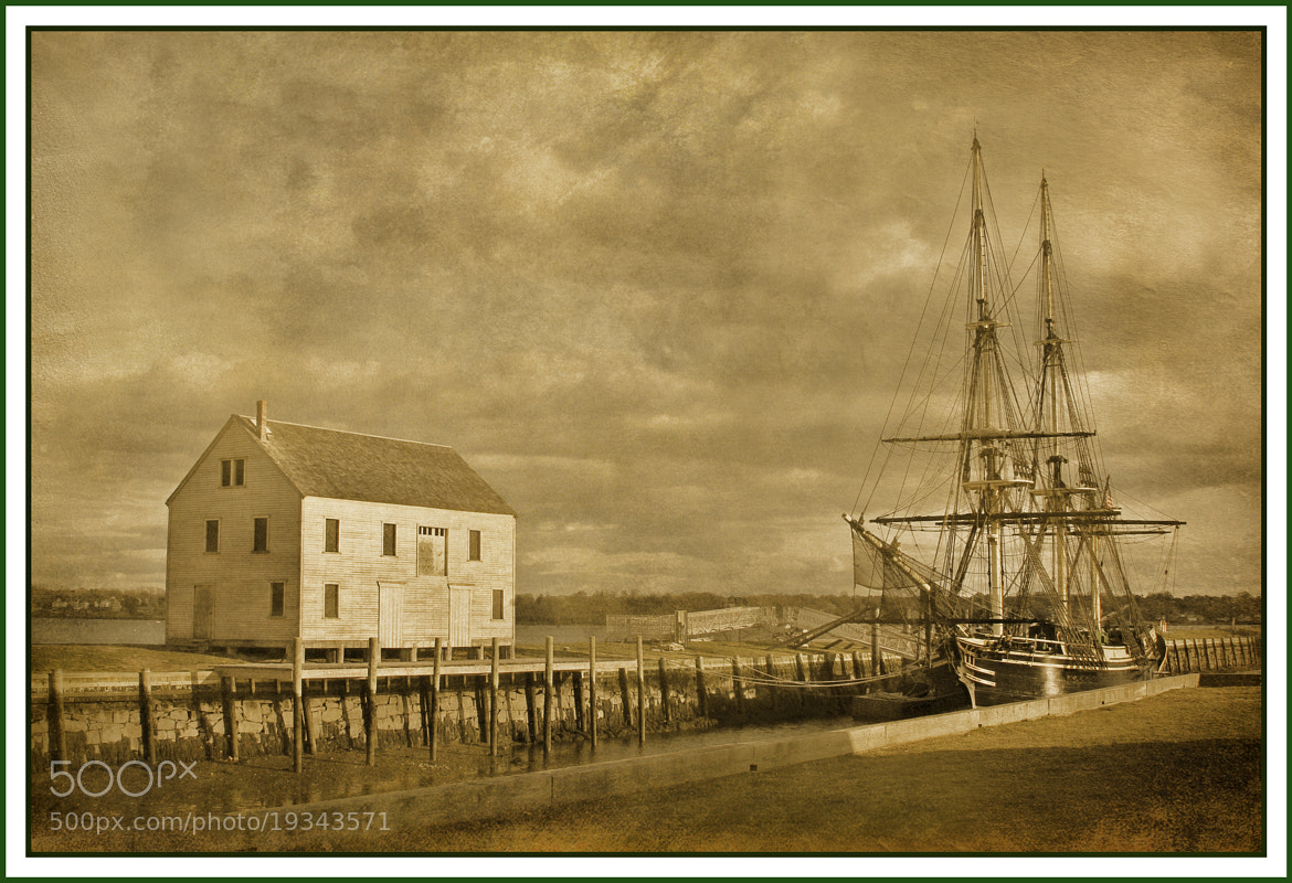 Photograph Friendship of Salem by Tom  Shacochis on 500px