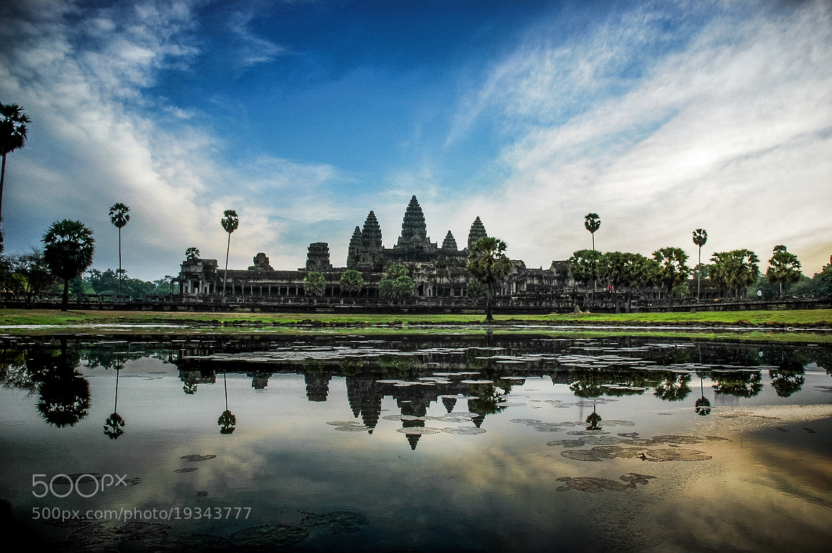Photograph Angkor by Ian Brewer on 500px