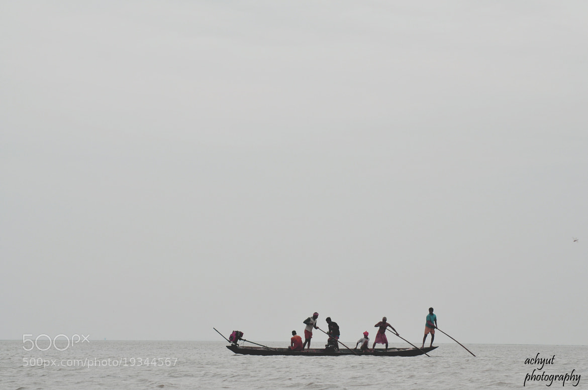 Photograph Chilika Lake, Odisha, India by Achyut Patro on 500px