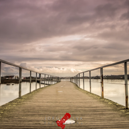 pier, Canon EOS 1100D, Canon EF-S 18-135mm f/3.5-5.6 IS STM