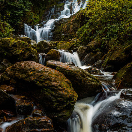 Torc Waterfall, Killarney, Co, Nikon D750, Sigma 24-70mm F2.8 EX DG Macro