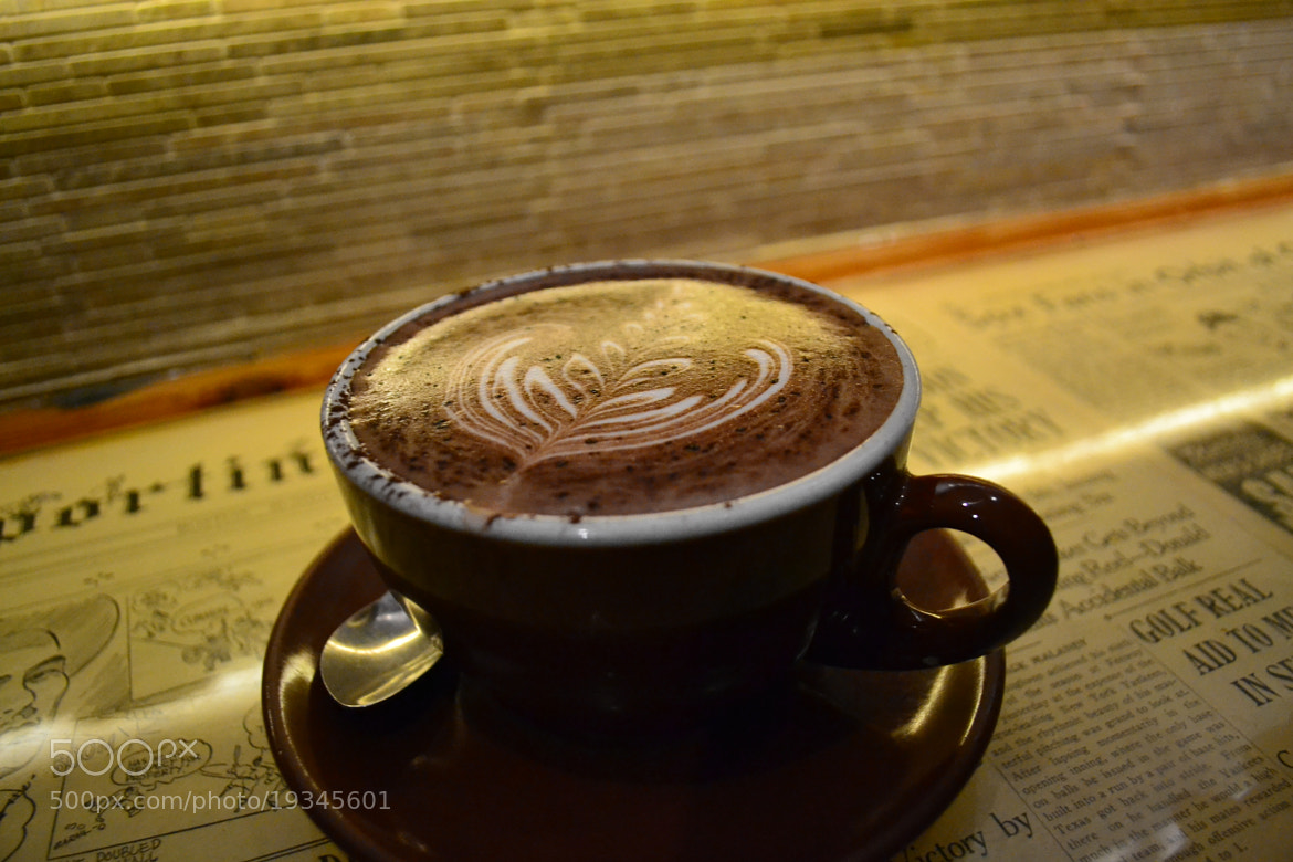 Photograph Coffee Art by jsmys  on 500px