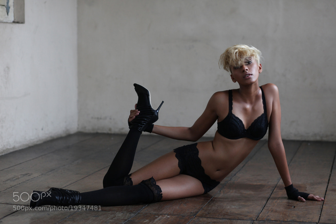 Photograph Fashion TV editorial by Peter Bannan on 500px