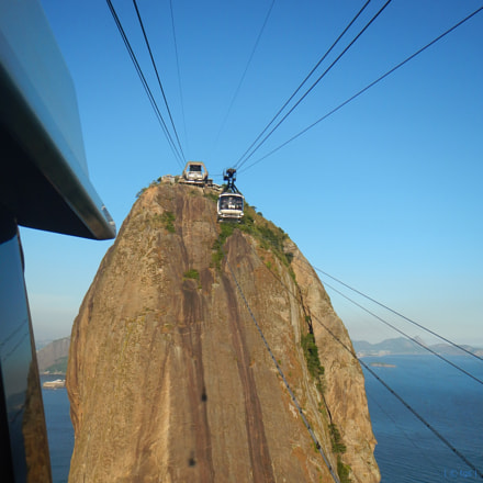 Sugarloaf Cable Car, Nikon COOLPIX AW110