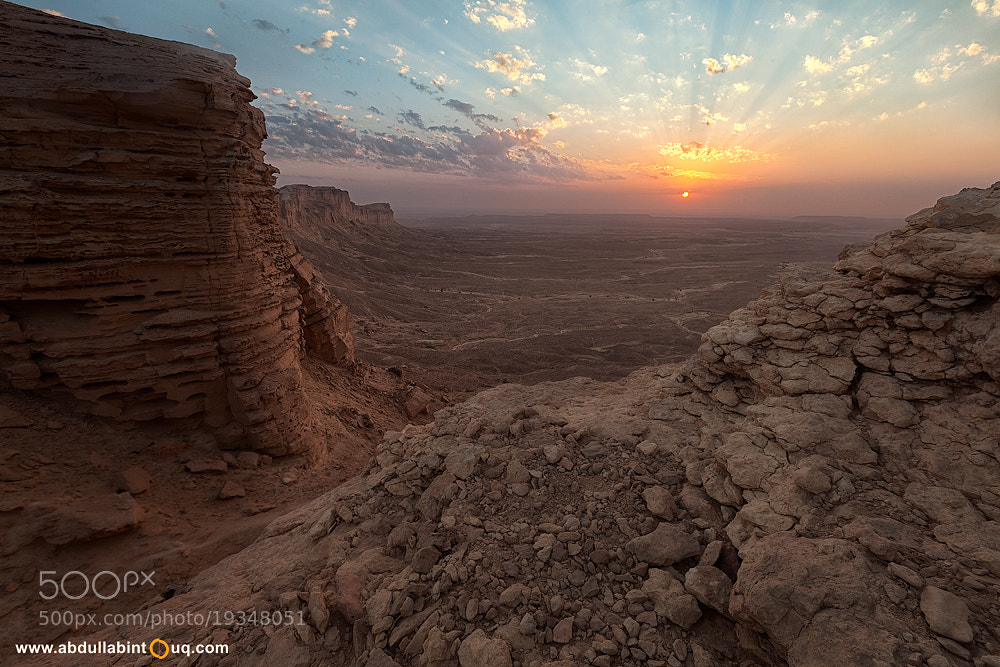Photograph Over The Edge by Abdulla Bin Touq on 500px