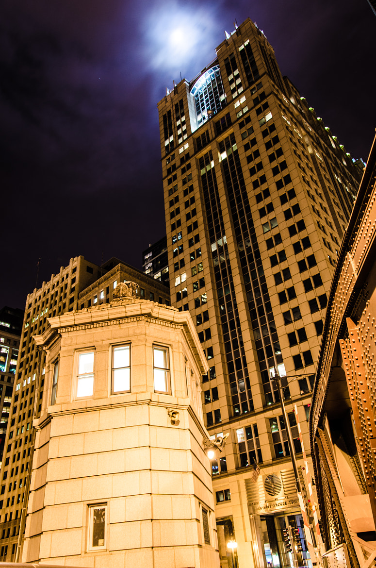 Photograph Alone In Chicago by Mauricio Fernandez on 500px