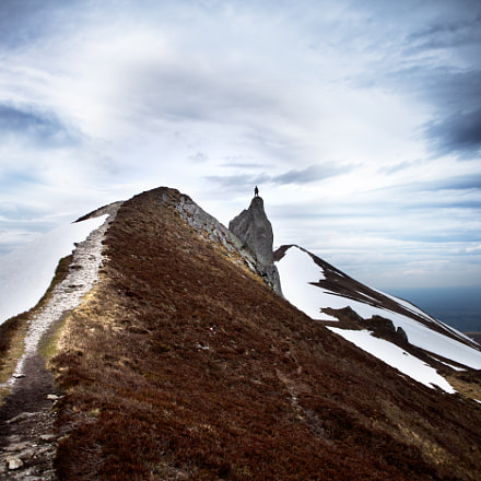 Auvergne - Mountain #5, Canon EOS 5D MARK II, Canon EF 24mm f/2.8 IS USM