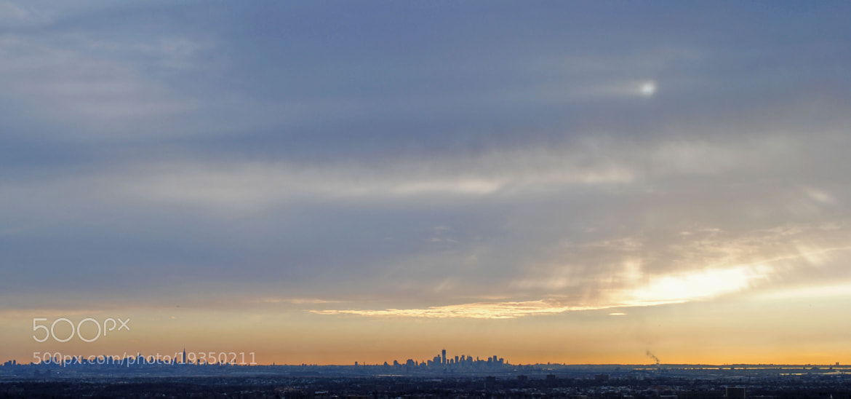 Photograph New York Skyline at Dawn by Fabrizio Spademan on 500px