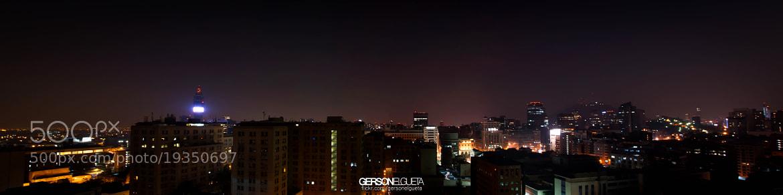 Photograph Urban Skyline 01 by Gerson Elgueta on 500px