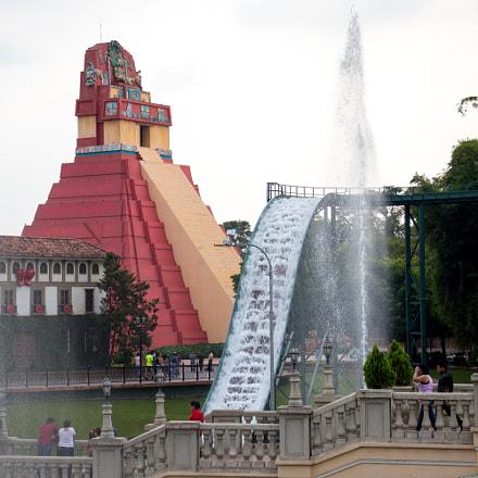 Xetulul Mayan Pyramid