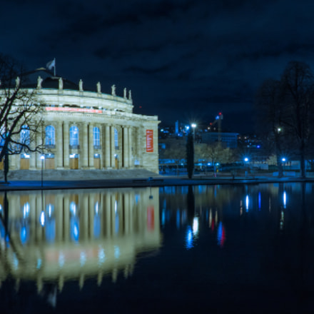 Staatstheater, Panasonic DMC-GH4, Lumix G X Vario 12-35mm F2.8 Asph. Power OIS