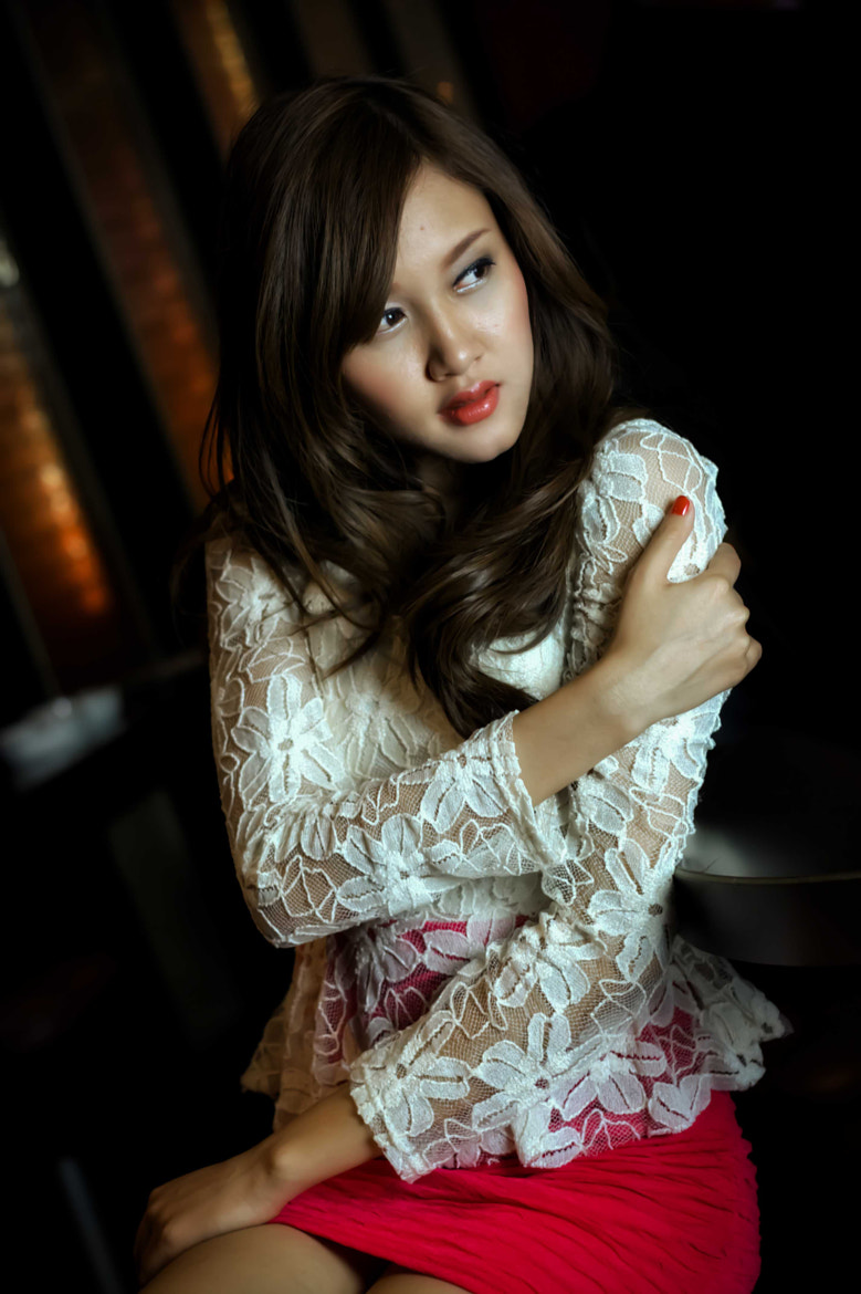 Photograph with Chelsie by Wawan Gilang on 500px