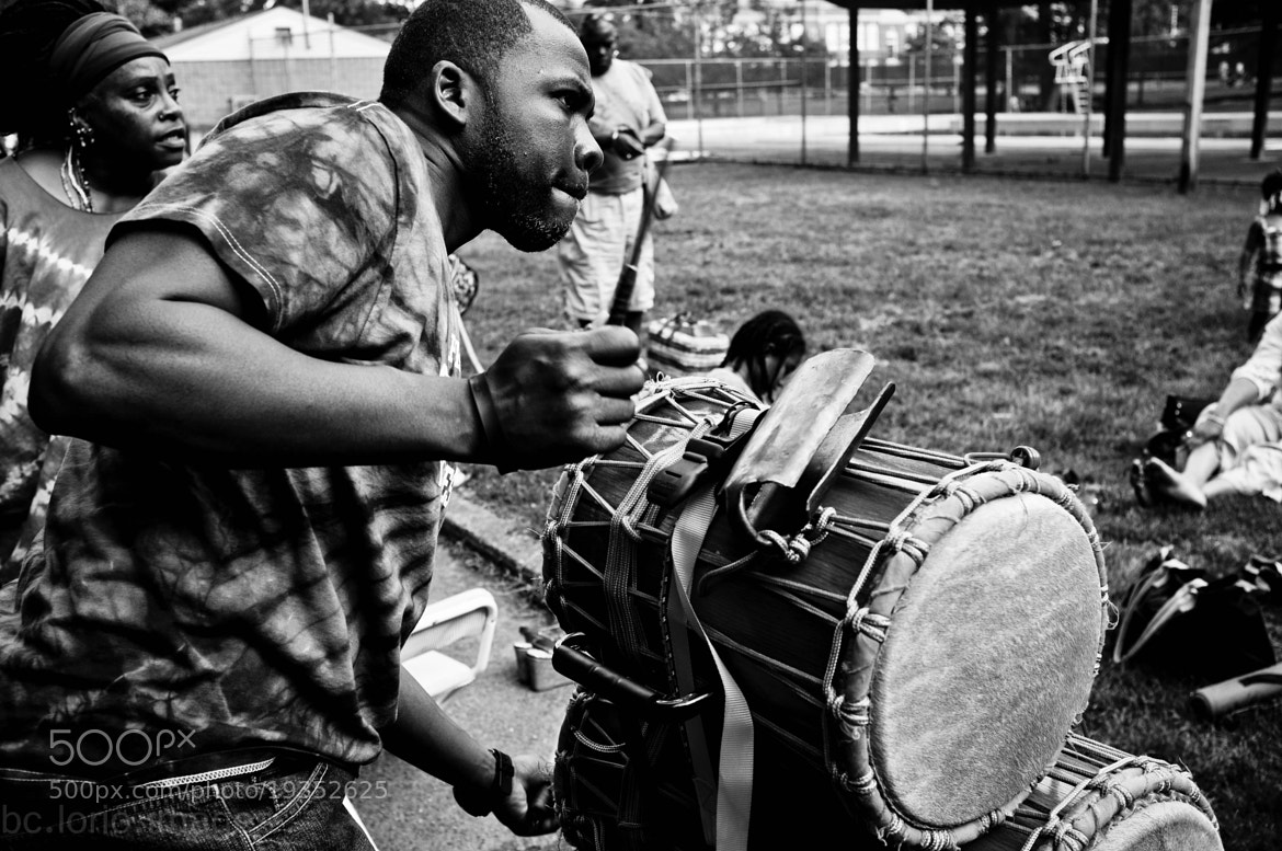 """Photograph """"The Drummer"""" by B.C.  Lorio on 500px"""