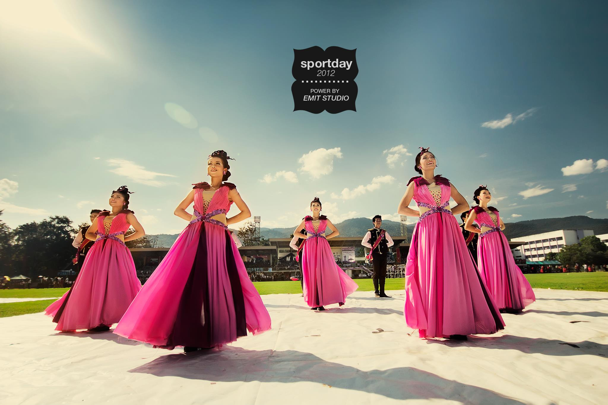 Photograph Sportday 2012 by Saiyawong Lookkaew on 500px
