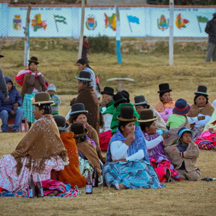Bolivian party, Canon EOS 60D, Canon EF 70-300mm f/4-5.6L IS USM