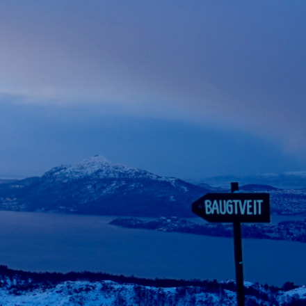 Morning at Nordgardsfjellet in, Sony ILCE-7, Sony FE 24-240mm F3.5-6.3 OSS