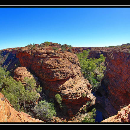 Kings Canyon, Canon EOS 5D MARK III, Canon EF 15mm f/2.8 Fisheye
