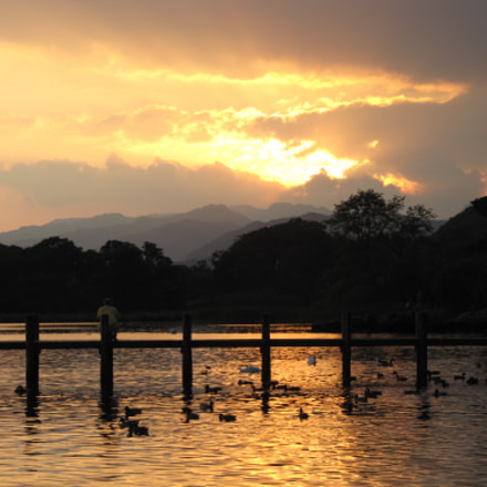 Lake Windermere, Canon POWERSHOT SX200 IS