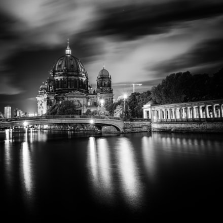 Berlin Cathedral at night, Canon EOS 5D MARK II, Sigma 20mm f/1.4 DG HSM | A