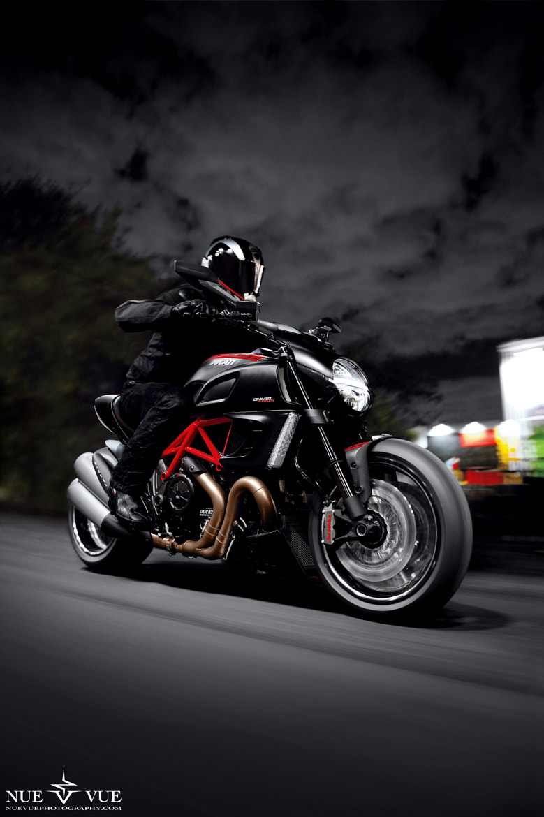 Photograph Ducati Diavel Rig Shot by Nue Vue on 500px