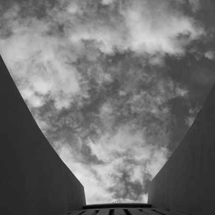 Oscar Niemeyer architecture, Canon EOS 1100D, Canon EF-S 17-55mm f/2.8 IS USM