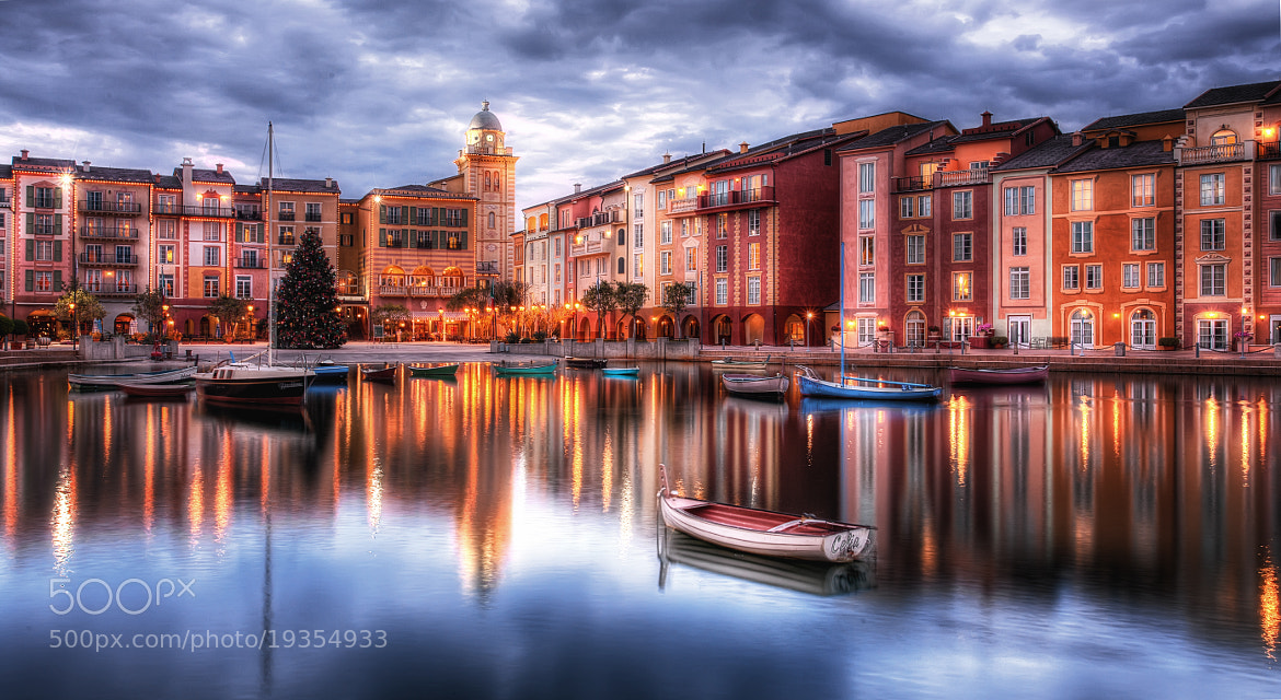 Photograph Portofino Bay Hotel by Marc Perrella on 500px