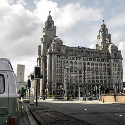 Liverpool View, Olympus E-M5, Sigma 19mm F2.8 DN | A