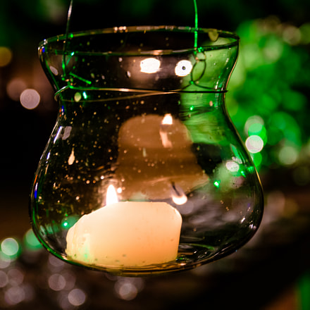 Candle, Canon EOS REBEL T5I, Sigma 17-70mm f/2.8-4 DC Macro OS HSM