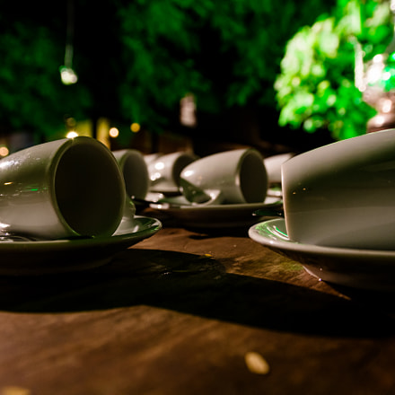 Cups at rest, Canon EOS REBEL T5I, Sigma 17-70mm f/2.8-4 DC Macro OS HSM