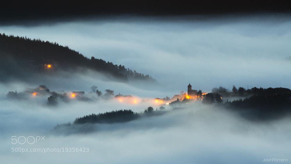 Photograph Foggy by Jokin Romero on 500px