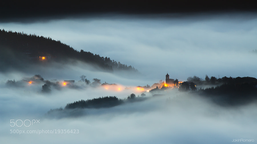 Photograph Foggy by Jokin Romero on 500px