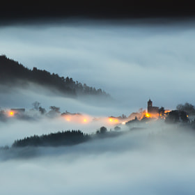 Foggy by Jokin Romero (JokinRomero)) on 500px.com