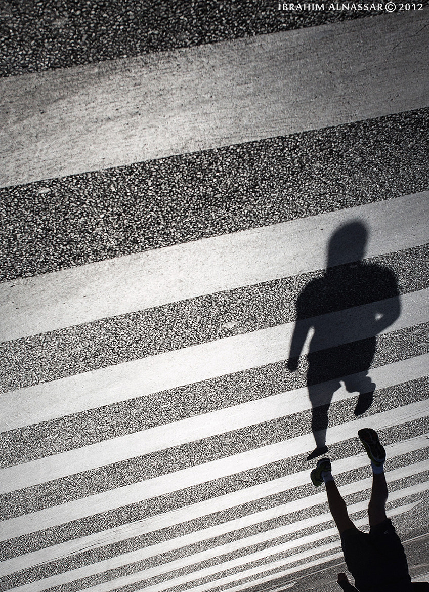 Photograph Ran of the shadow by Ibrahim  Alnassar on 500px