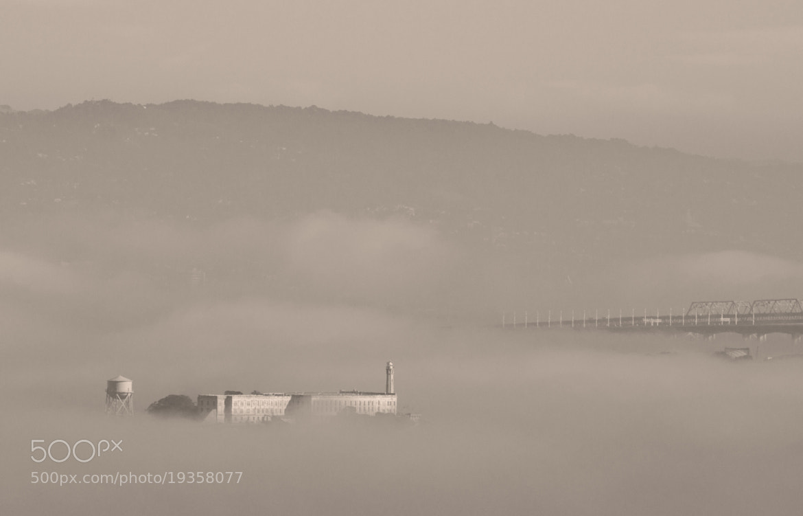 Photograph Alcatraz Penetentiary by S Two on 500px